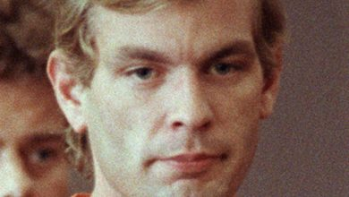 Photo of Jeffrey Dahmer, geb.1960