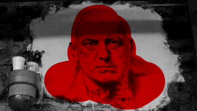 Photo of Aleister Crowley (1875-1947)