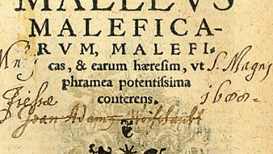 Photo of Hexenhammer( Malleus Maleficarum)